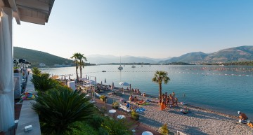 Beaches in Tivat