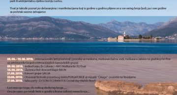 Montenegro Airlines Luxury – In flight magazin – Tivat…