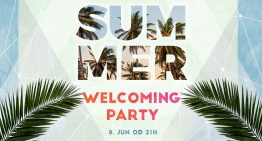 Summer Welcoming PARTY – La Roche Beach Club